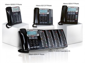 Allworx VOIP-Phone-Service