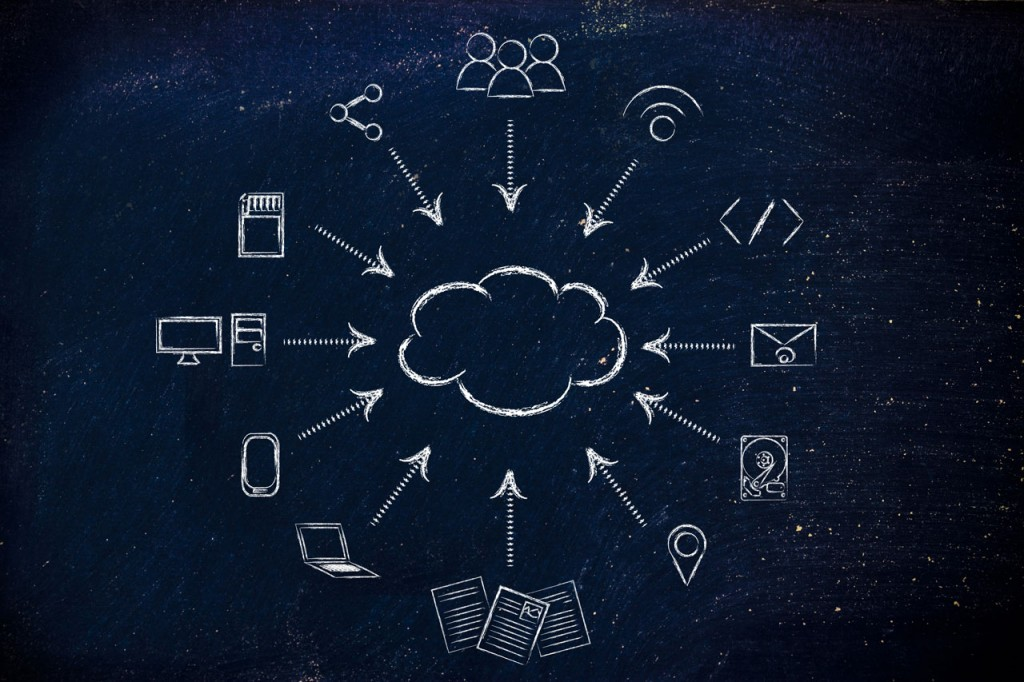 Cloud computing and secure remote access