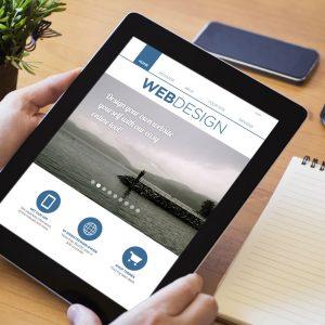 Mobile-first web design in Colorado