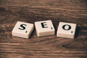 thanks to your SEO that you get more hits