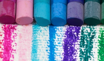 Color Your Office More Productive